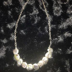 "Silpada ""Still Shining"" necklace N1974"
